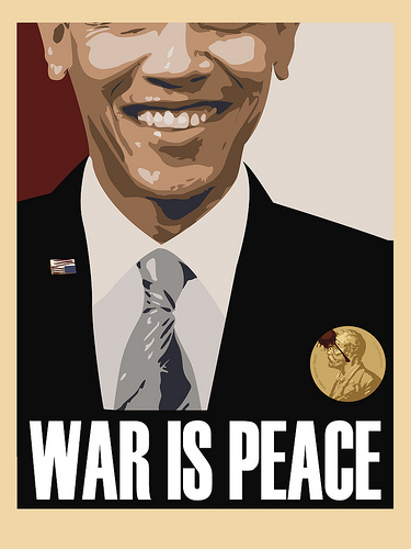 War is peace (FlickrCC, Nick Bygon)