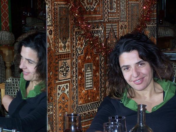 Anari Baionako jatetxe batean
