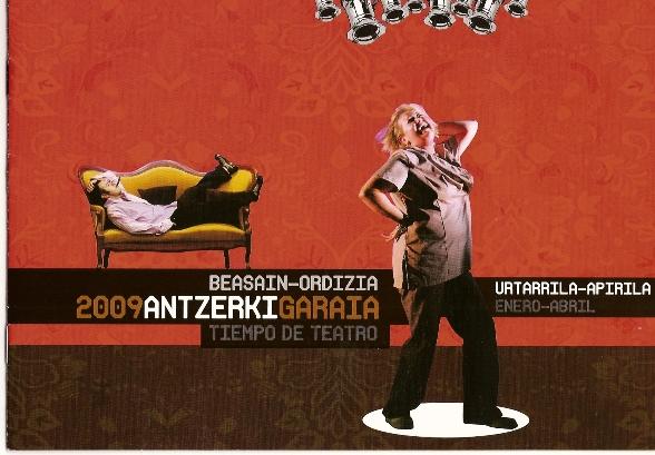 Antzerki Garaia 2009