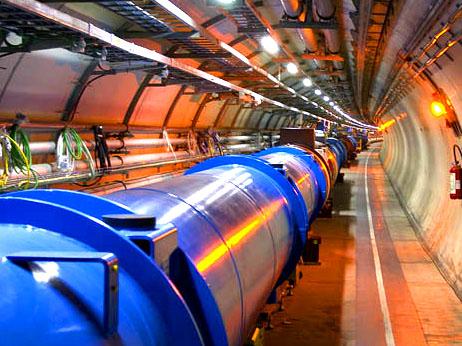 LHC hall