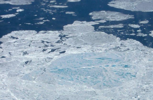 aldaketa klimatikoaren ondorioetako bat (Wikimedia Commons)
