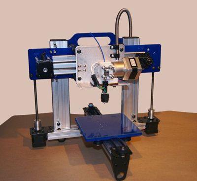 3D inprimagailua (Wikimedia Commons)